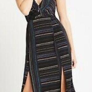 BCBG gorgeous boho dress